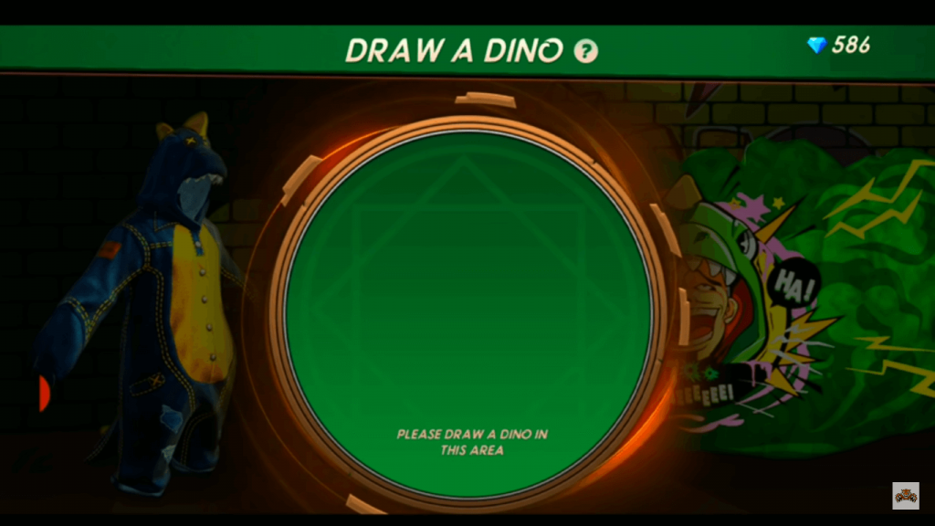 Free Fire Draw A Dino Event: Here Is What To Draw