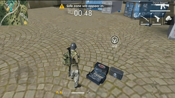 Free Fire Toolbox: Locations & Guide To Use