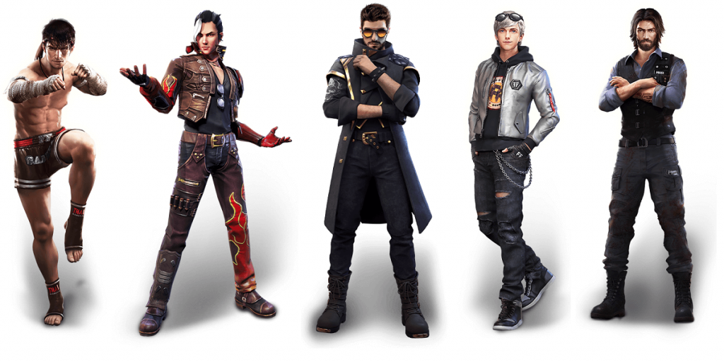Free Fire: Top 5 Most Used Characters List Released By Garena