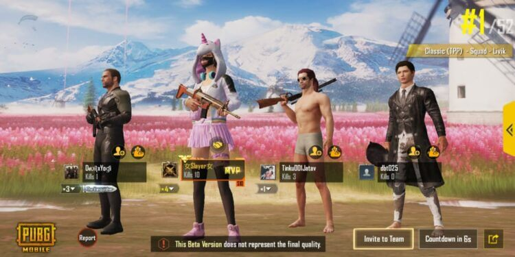 PUBG Mobile: How to win in the Livik Classic Map?