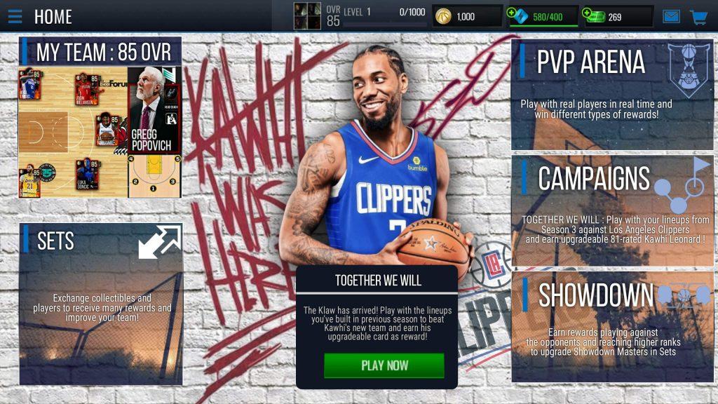 NBA Live Mobile Basketball: Season 4 Is Live