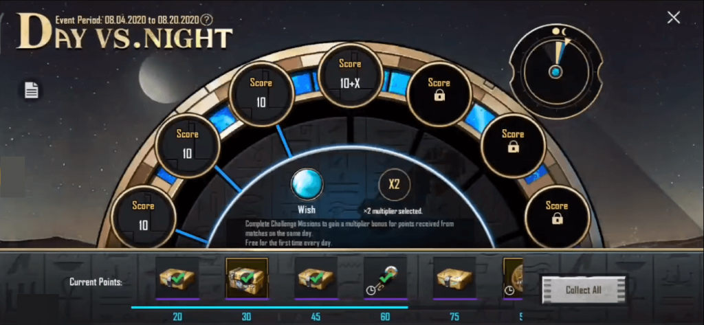 PUBG Mobile: The Day vs Night Event Is Live