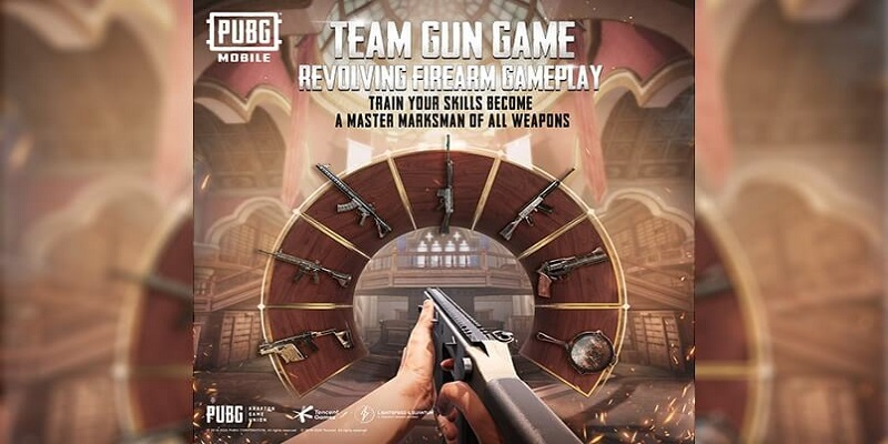 PUBG Mobile: Team Gun Game Mode Tips & Tricks