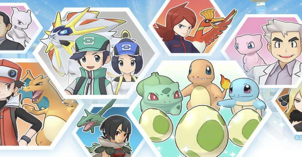 Pokémon Masters EX Come Up Big With One-Year Anniversary