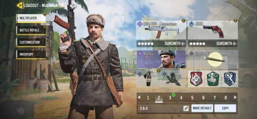 Call of Duty Mobile: Insane Gunsmith Loadouts for RUS-79U