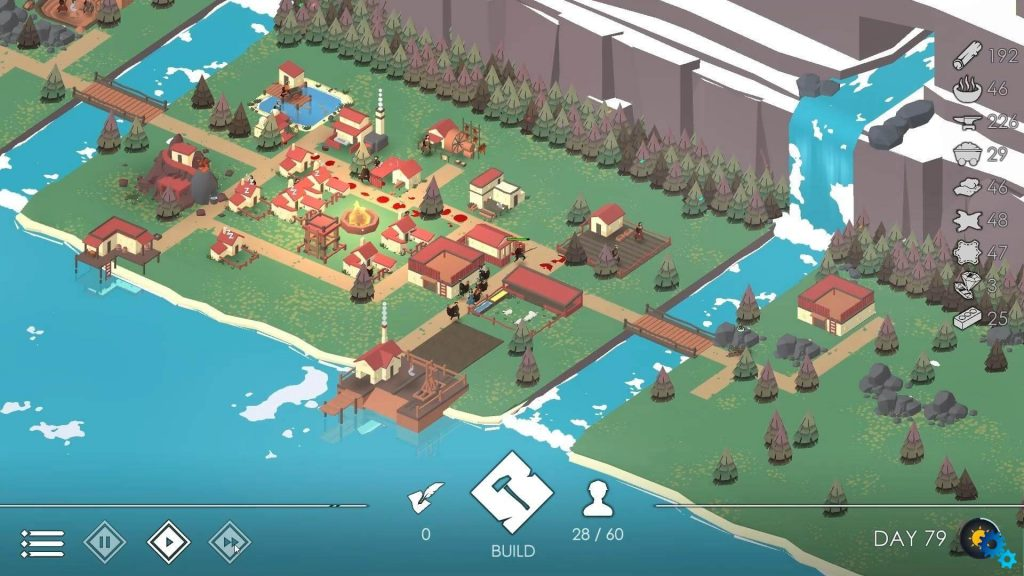 The Bonfire 2 Uncharted Shores: A survival strategy game released on iOS