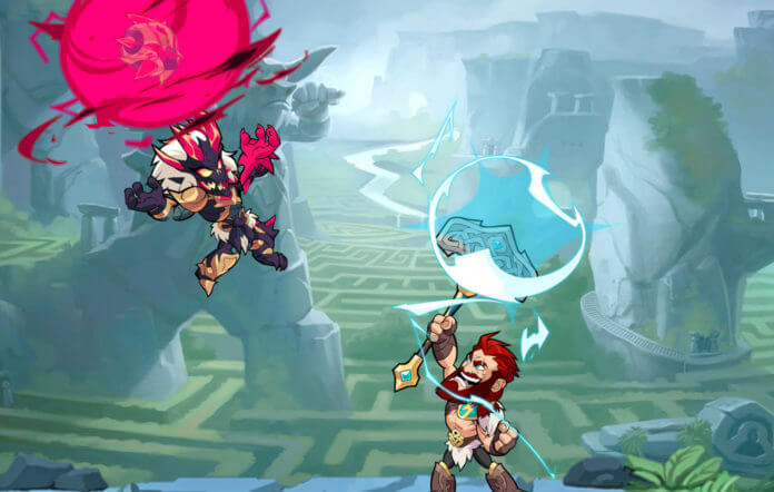 Brawlhalla Has Been Finally Released For Mobile Devices