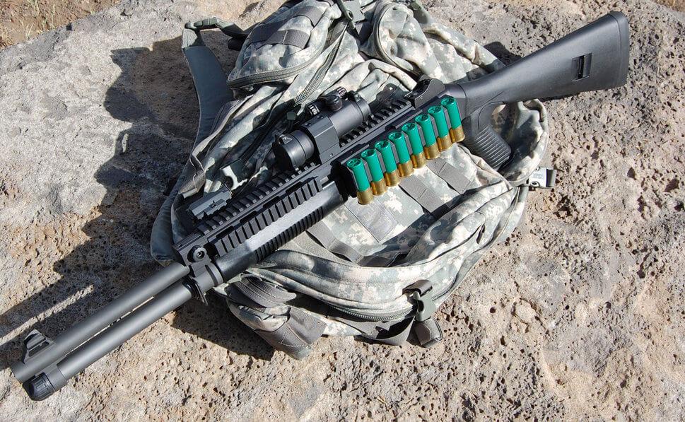 PUBG Mobile Season 15: New Gun M1014 Leaked