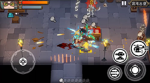 Otherworld Legends: An action game released on Android and iOS