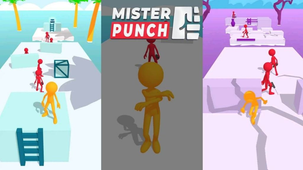 Mister Punch: An action game that relies on punches.