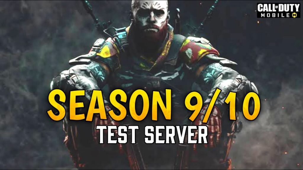 COD Mobile New Season 9 Test Server Released, Download Now!