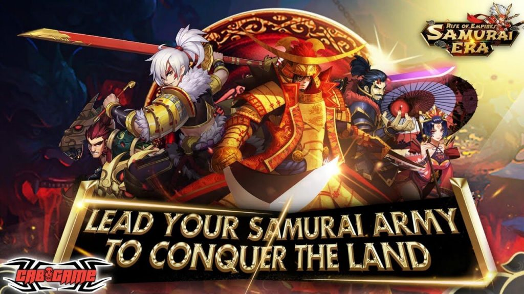 Samurai Era Rise of Empires: A scintillating RPG released on Android