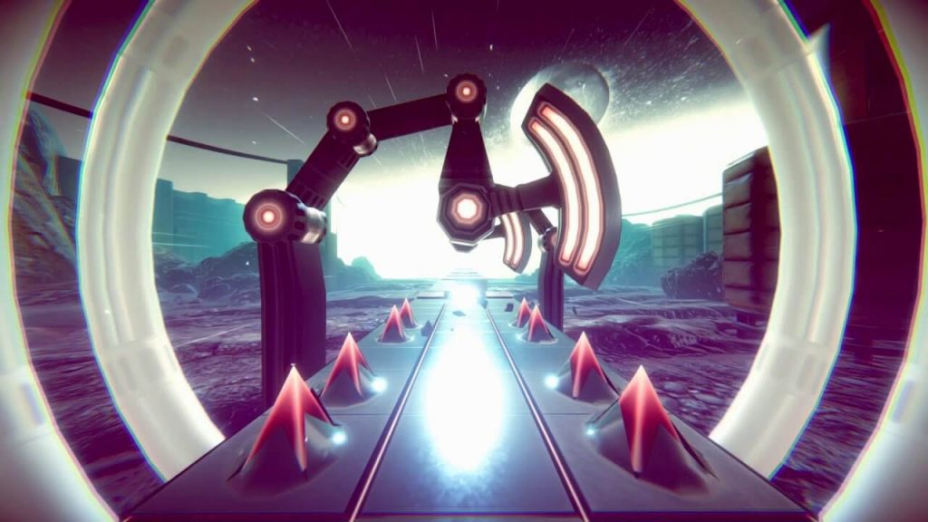 Super Glitch Dash: Run and Avoid Obstacles