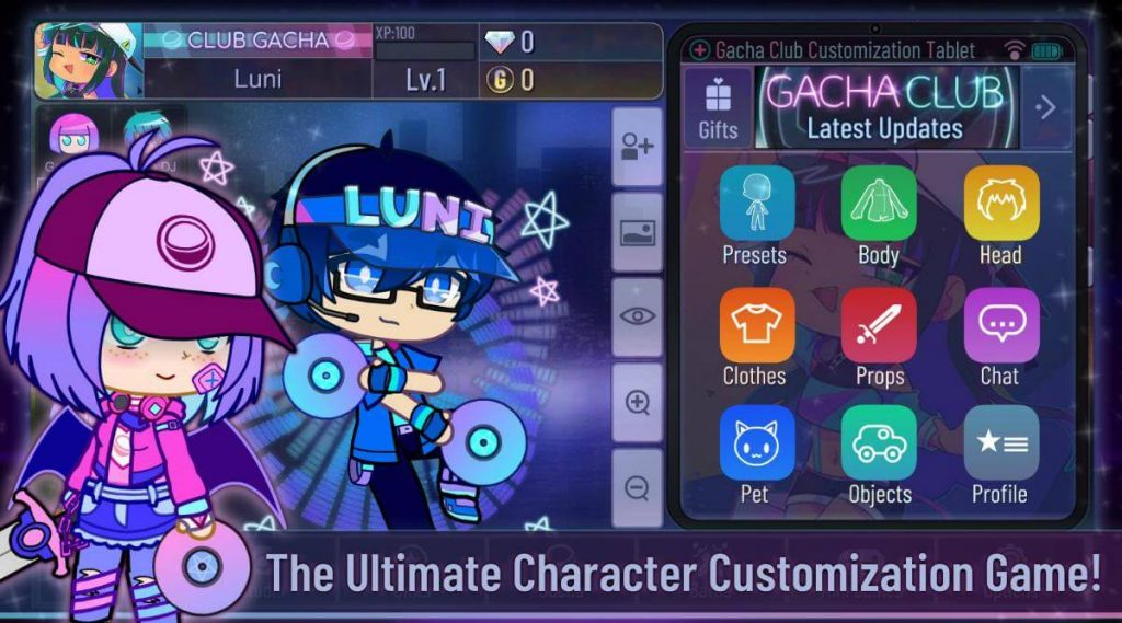 Gacha Club: A fun-filled RPG now released on iOS