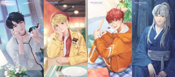 The Most Anticipated Romance Game 'Wannabe Challenge' Is Coming To iOS and Android