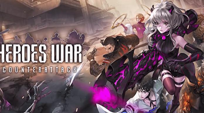 Heroes War Counterattack