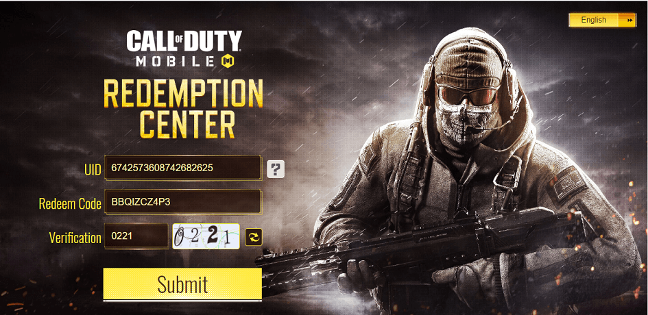 How To Use Call of Duty Mobile Redeem Codes?
