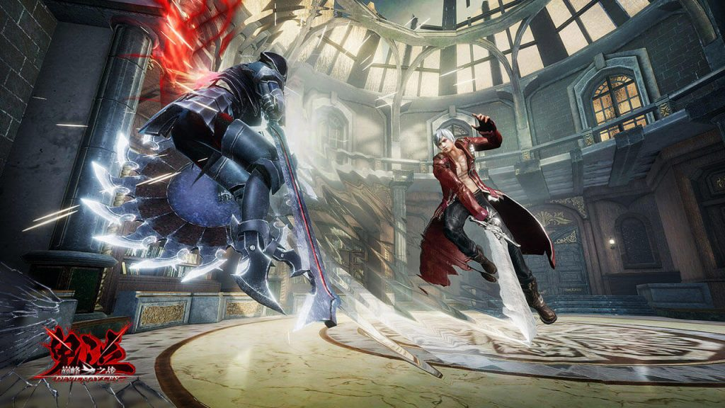 Devil May Cry Mobile New Footage Shows 'Lady' As New Playable Character