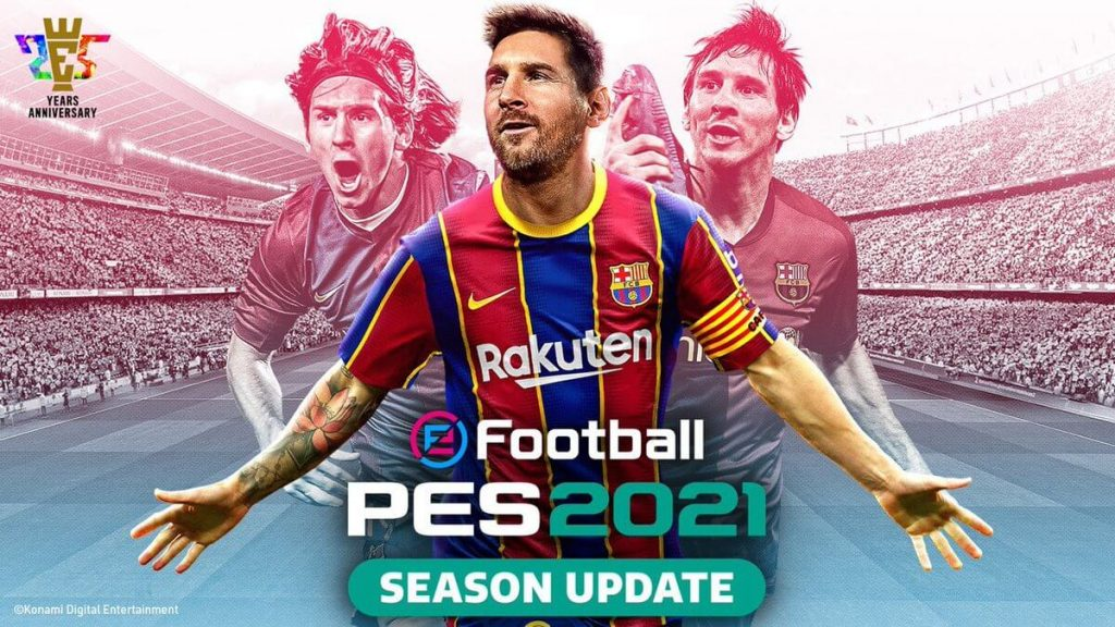 eFootball PES 2021 To Arrive On Mobile In October This Year