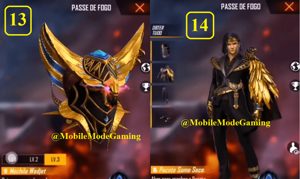 Free Fire New Elite Pass Season 29 (October 2020) Details, Date, Items & Rewards