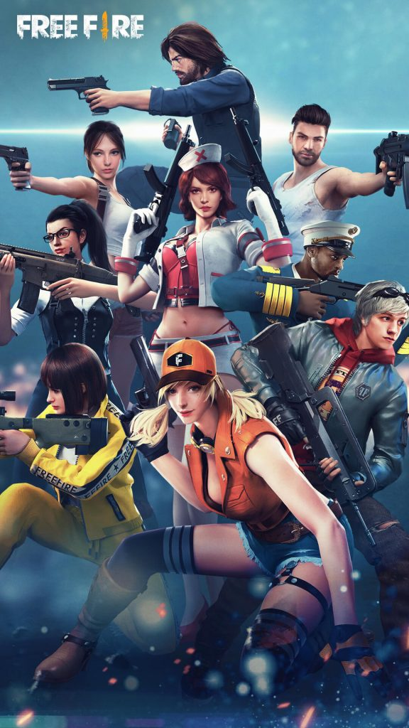 Garena Free Fire Latest HD Wallpapers For Mobile