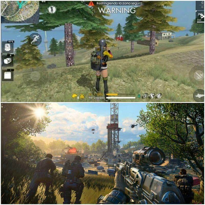 Gamers Believe Call of Duty: Mobile & Free Fire Can Replace PUBG Mobile In Many Ways - Wondering Why? Check Out Here
