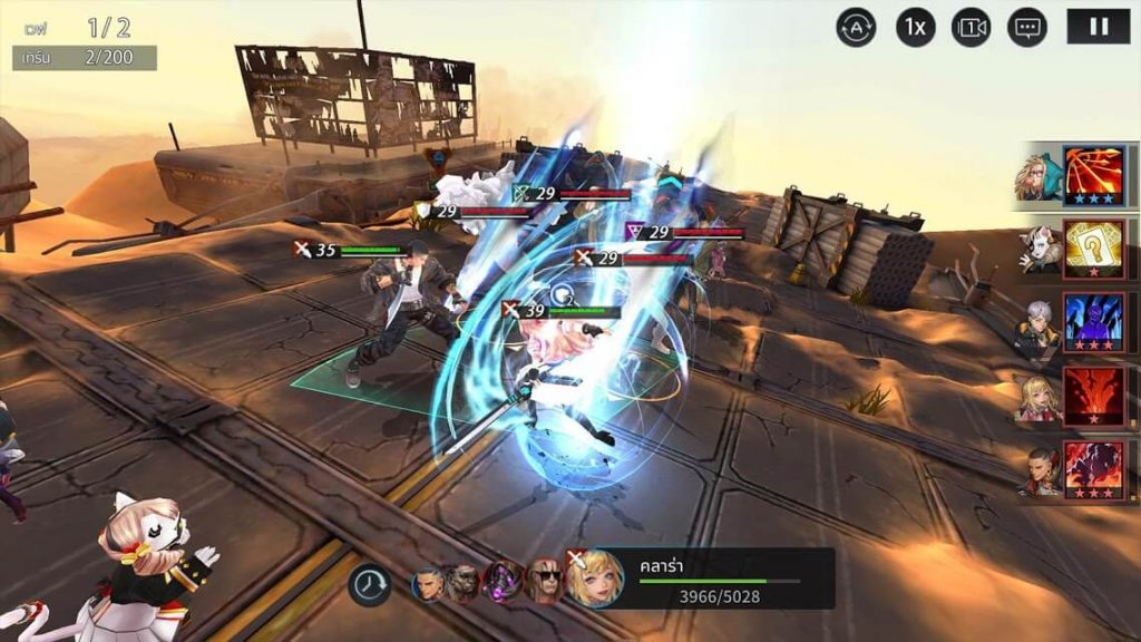 Com2us Is Coming Up With 'Heroes War Counterattack': A New RPG For Mobile Platform