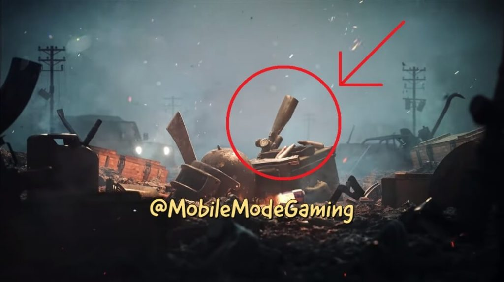 PUBG Mobile Developers Accidentally Leaked 15x Scope