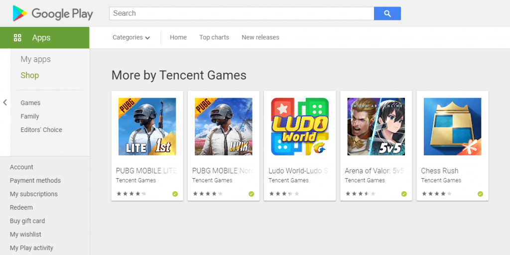 All Tencent Games Gets Banned in India: PUBG Mobile, Arena of Valor, Chess Rush and Others