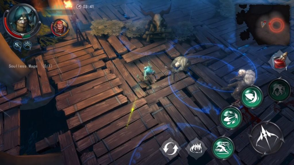 Raziel: Dungeon Arena is an insane Hacks and Slash game that has just been released