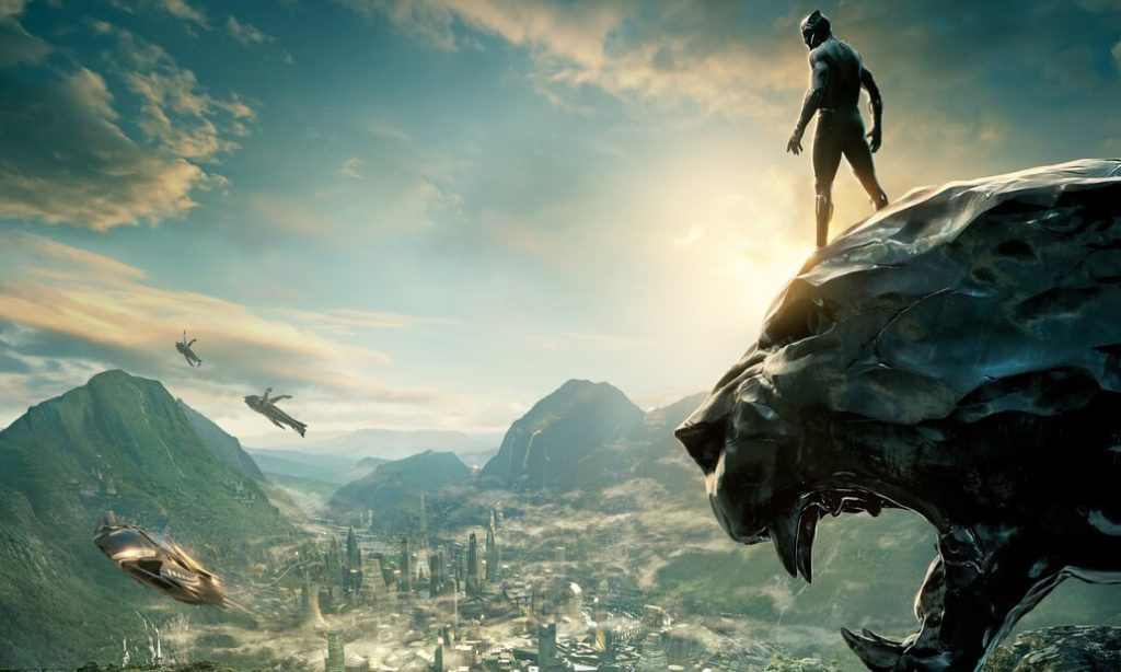 Fortnite To Receive Black Panther Monument And Skin In Latest Update