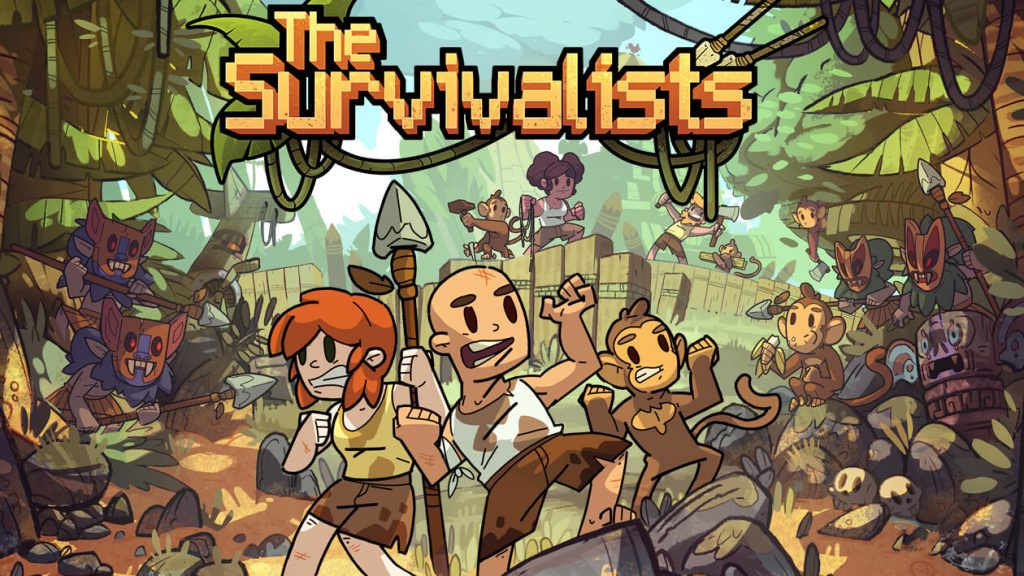 Team17's Upcoming Co-op Game 'The Survivalist' Will Arrive On Apple Arcade Later This Year
