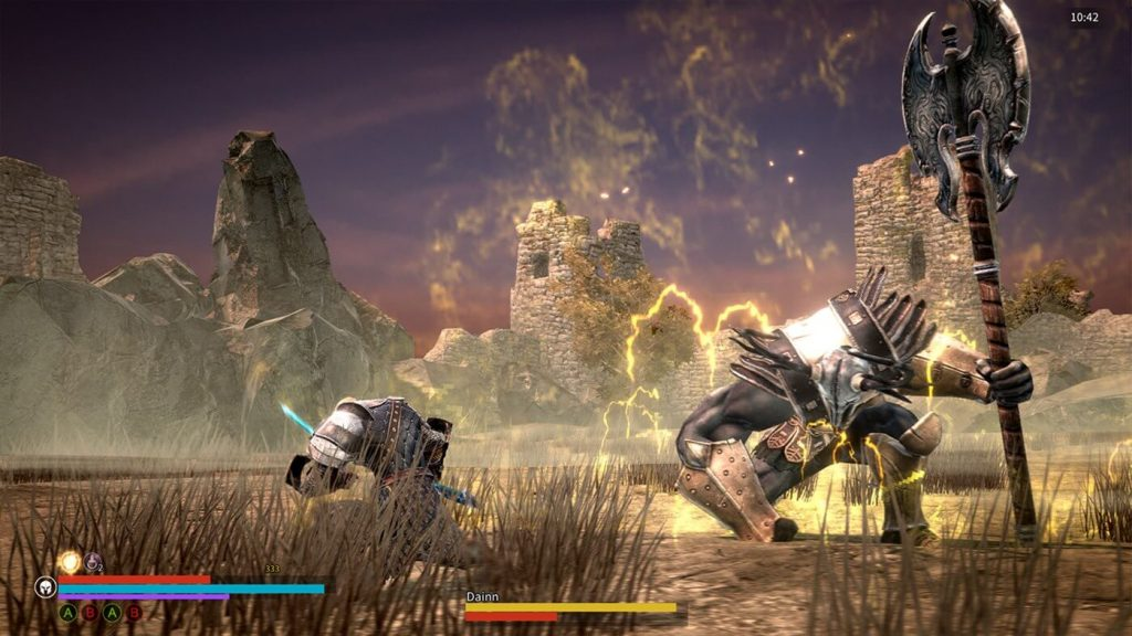 Best Dark Souls like Games on Mobile, You Should Try