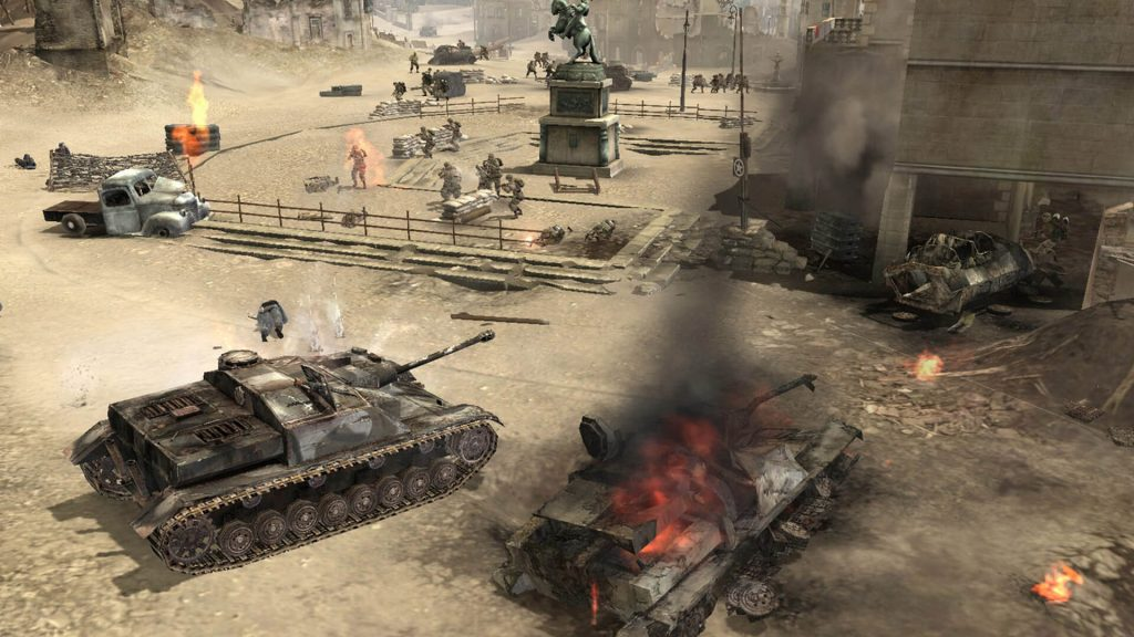 Company of Heroes is Now Out for Android and iPhone Users
