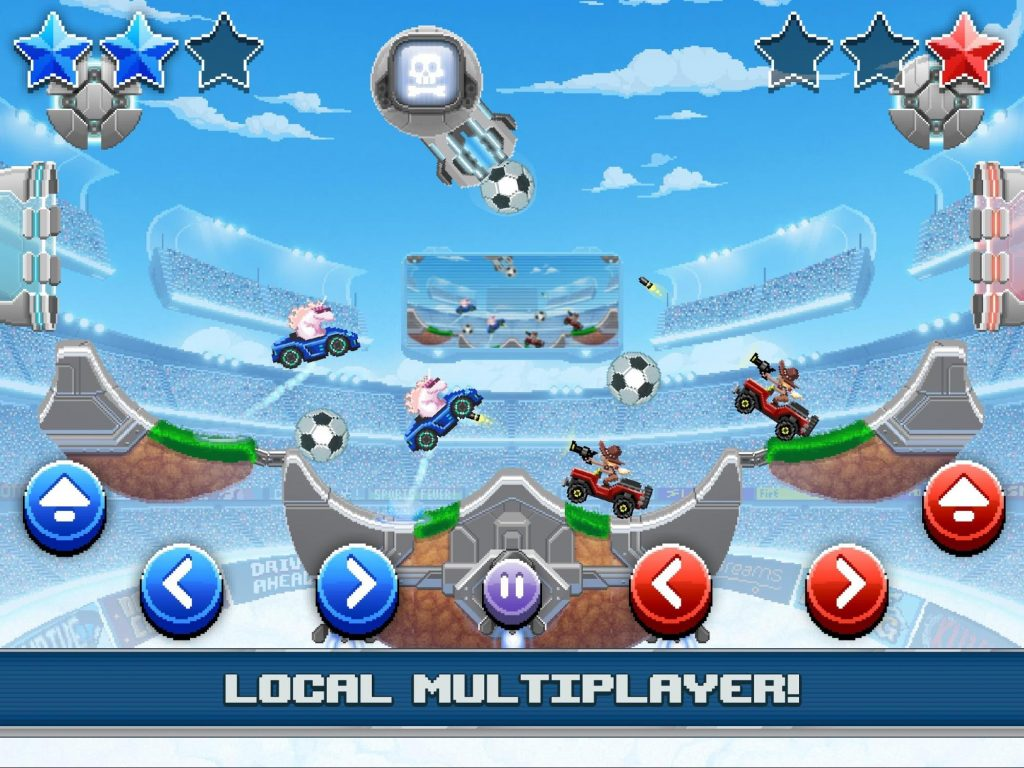 The Best Games Like Rocket League For Mobile Devices