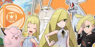 Pokemon Masters family ties event
