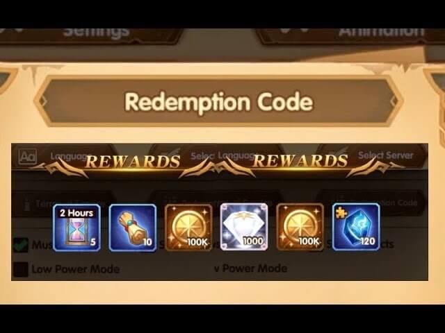 AFK Arena: Working Redemption Codes of 2020