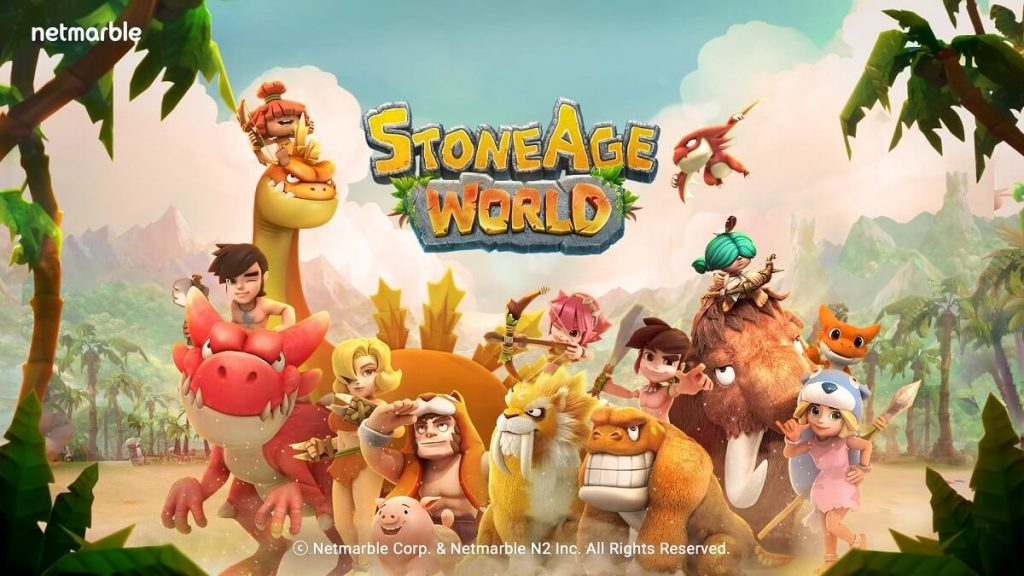StoneAge World update: Ramir and Veldor family events