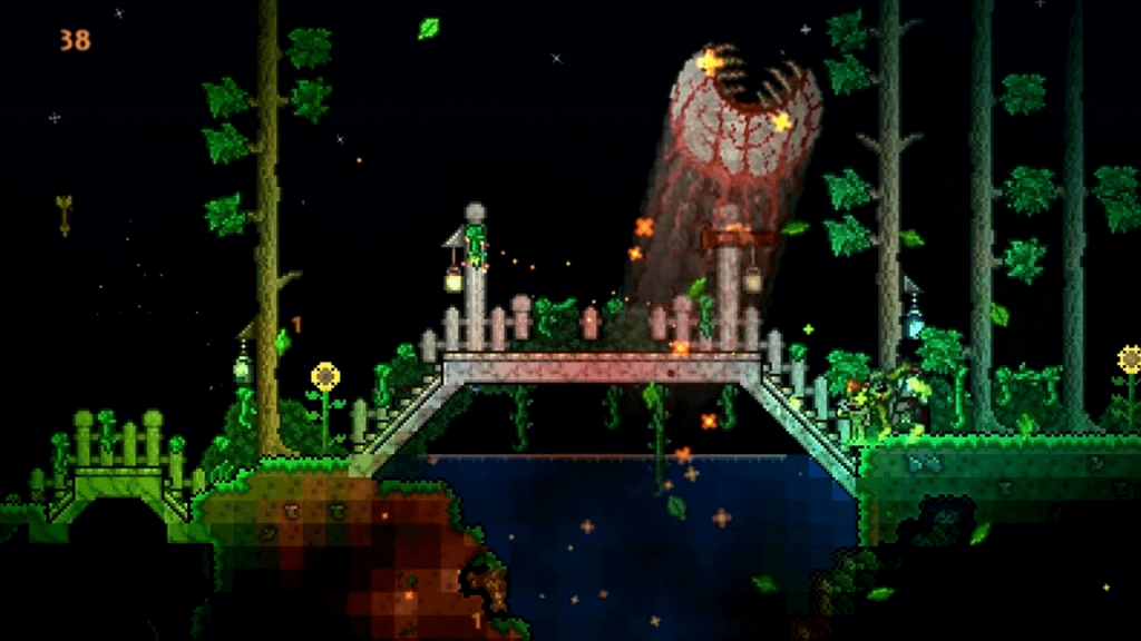 Terraria receives massive 1.4 update