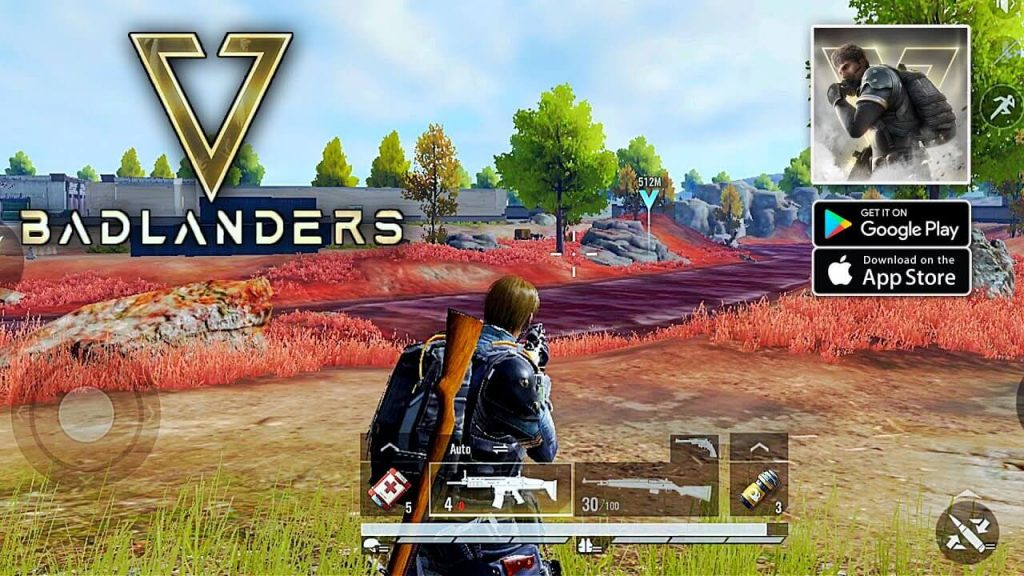 Beta Version of Badlanders - A Competitive Survival Shooter Game By NetEase To Release in October 2020