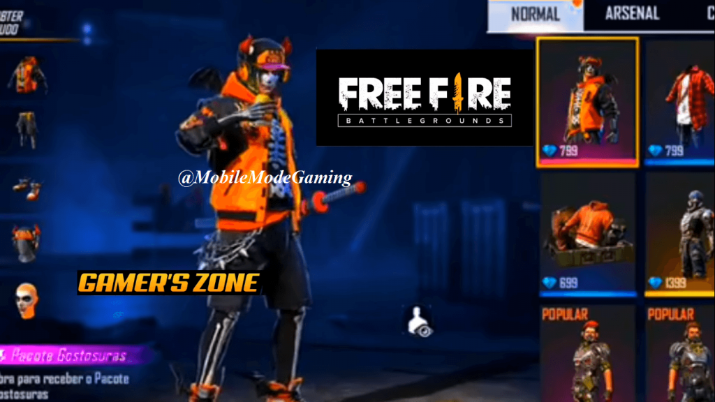 Free Fire New Halloween Event 2020 Details: New Event, Skins, Costumes & Much More