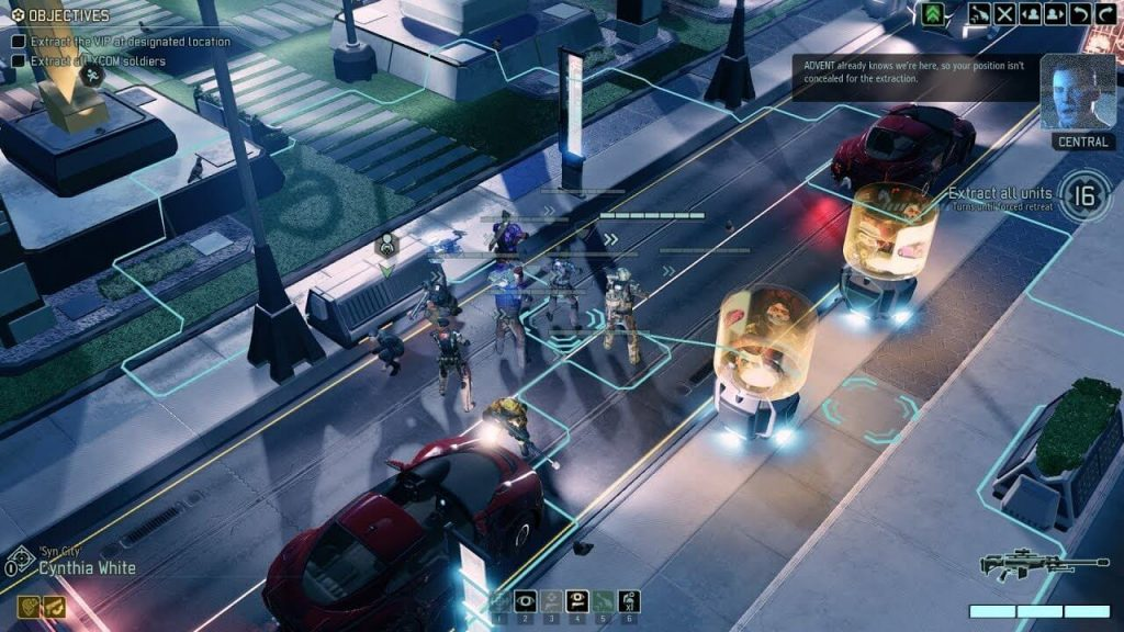 XCOM 2 to hit iOS on November 5th