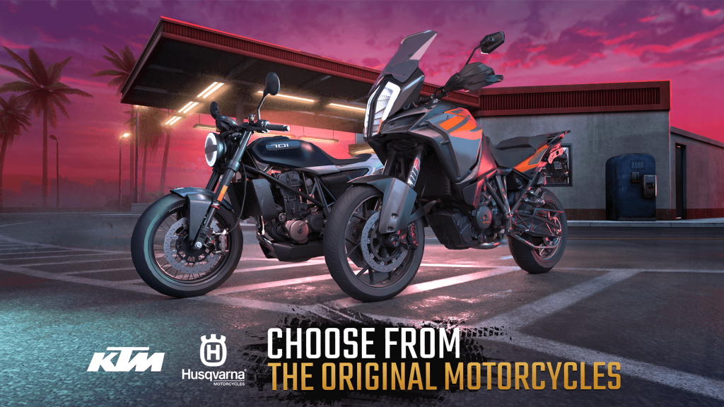 Grab New Experience of MOTO Rider GO with the newest update!