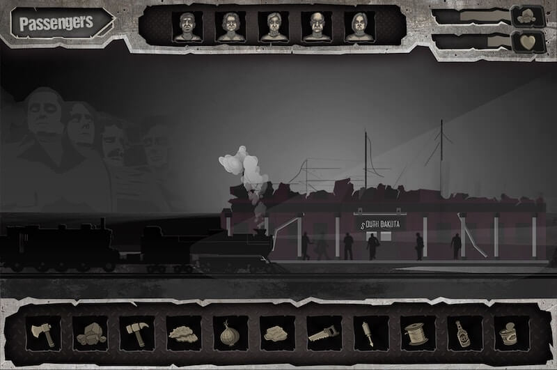 The Last Train - Survive as an Ordinary Citizen in this war story