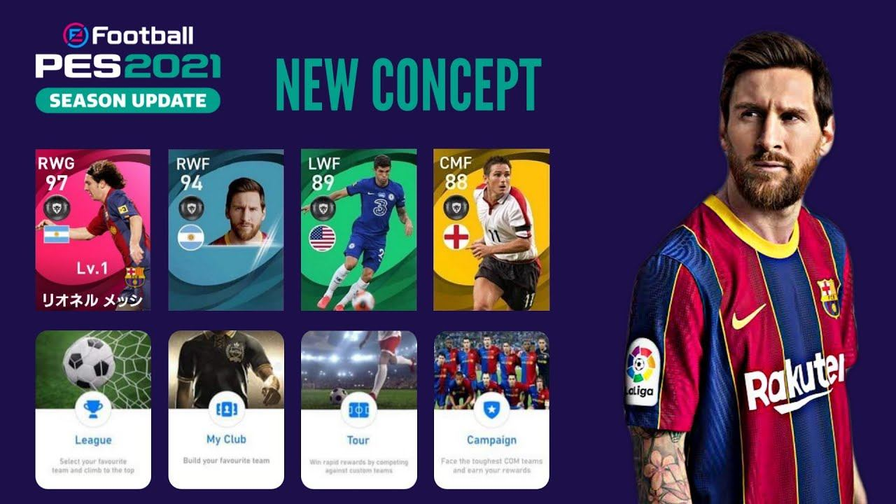 PES 2021 Mobile - How To Get Free Coins