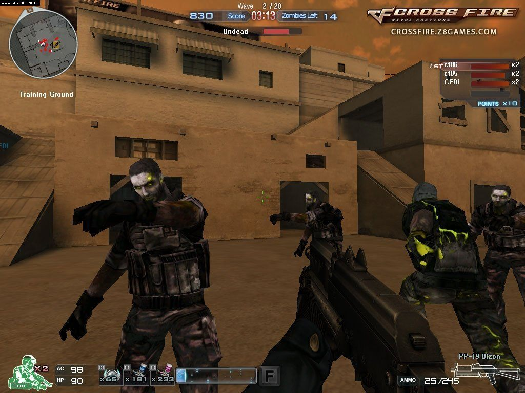 Free ZP in CrossFire - Learn How to Get ZP