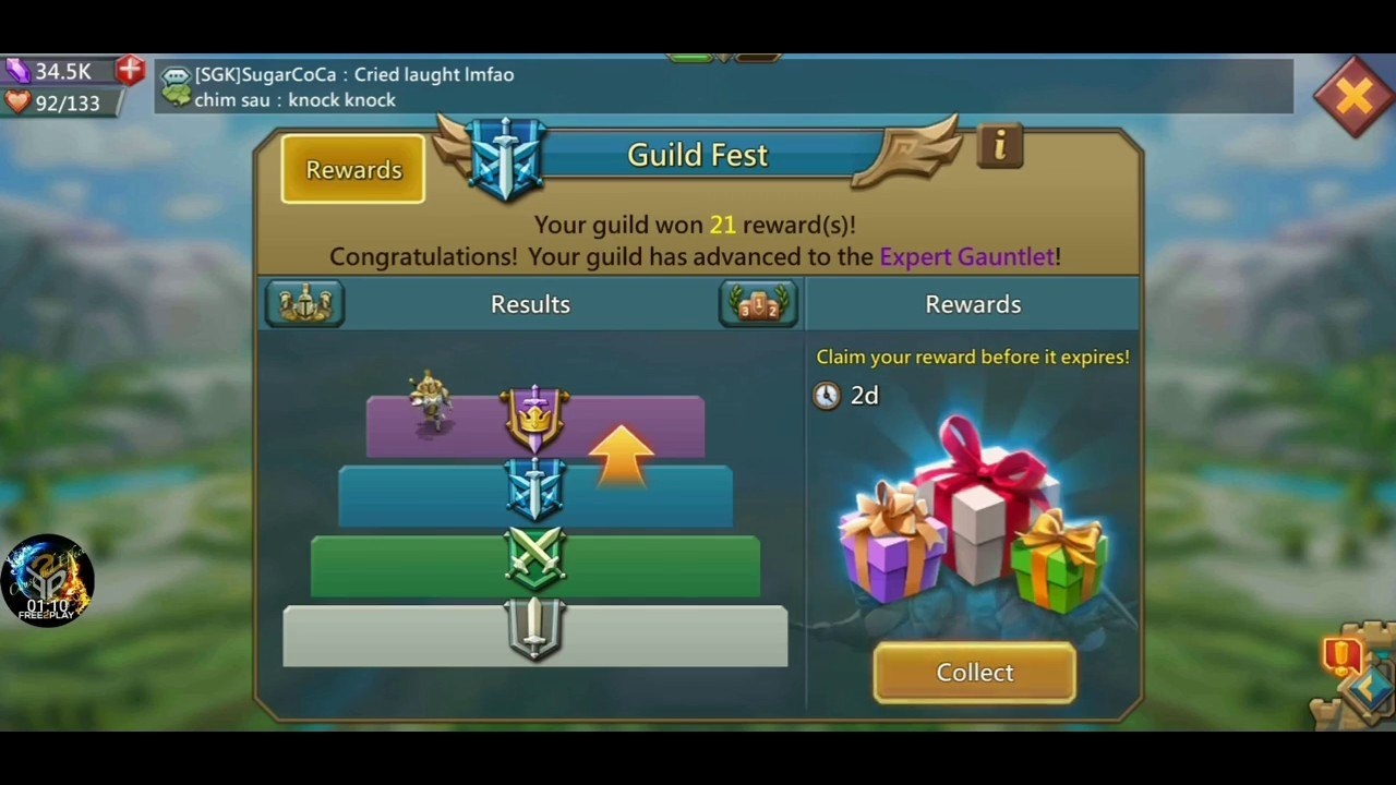 Find Out How to Get Good Rewards on Lords Mobile