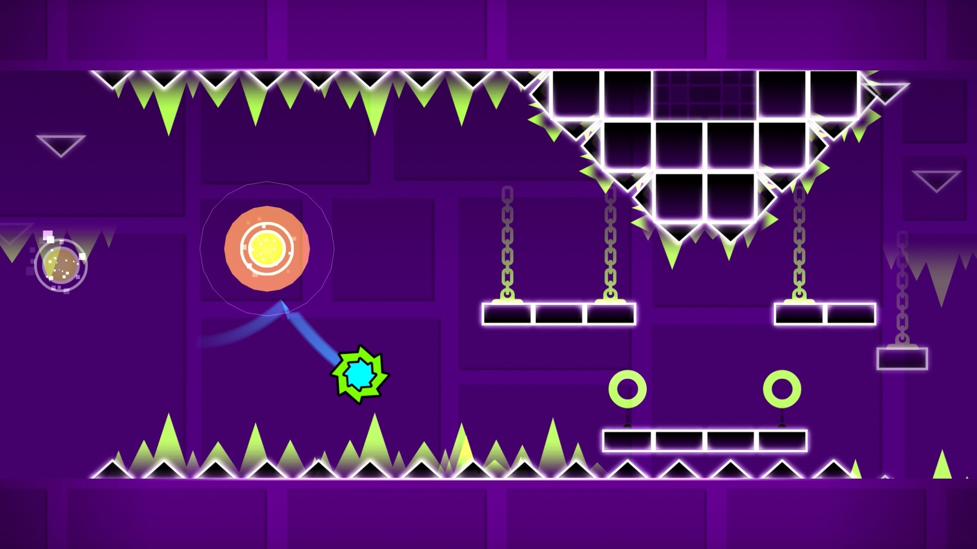Learn How to Get Diamonds in Geometry Dash Lite