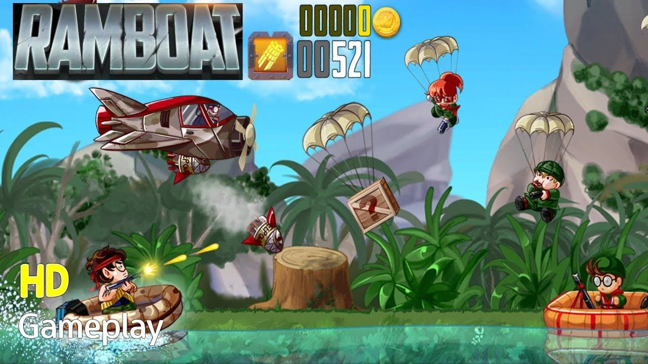 Find Out How To Get Prizes On Ramboat