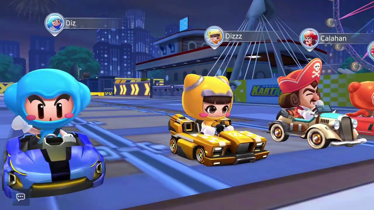 Discover How to Play CrazyRacing KartRider Rush+